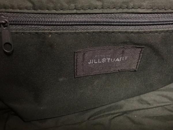 JILL by JILLSTUART(ジルバイジルスチュアート) ハンドバッグ美品  ダークグレー 合皮