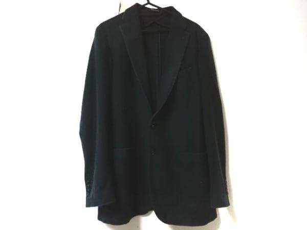 TAGLIATORE(タリアトーレ) ジャケット サイズ50 メンズ美品  黒 カシミヤ