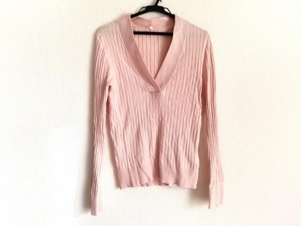 23区(ニジュウサンク) 長袖セーター サイズ38 M レディース ベージュ