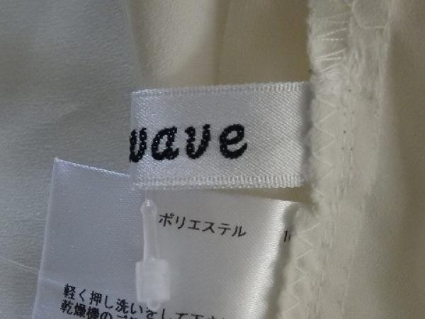 innowave(イノウェーブ) 長袖カットソー サイズM レディース美品  アイボリー