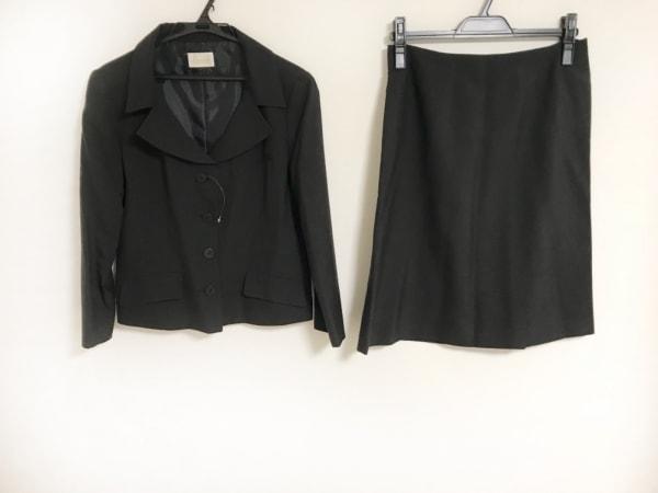 HARRODS(ハロッズ) スカートスーツ サイズ3 L レディース 黒