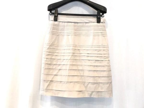 トゥモローランド ミニスカート サイズ36 S レディース美品  アイボリー