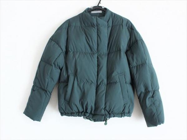 セオリーリュクス ダウンジャケット サイズ038 M レディース美品  グリーン 冬物
