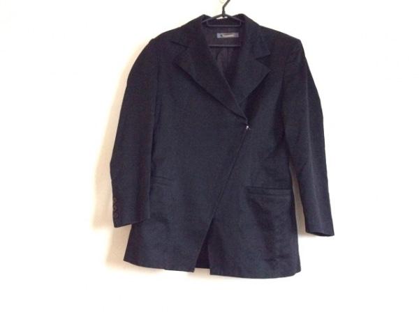 ISSEYMIYAKE(イッセイミヤケ) ジャケット サイズM レディース 黒
