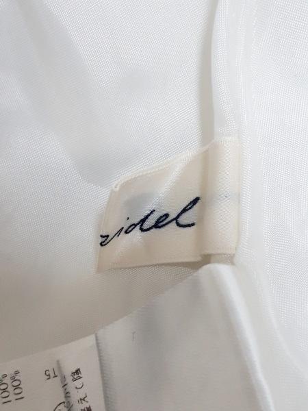 スナイデル ワンピース サイズ1 S レディース美品  白×ダークネイビー ストライプ