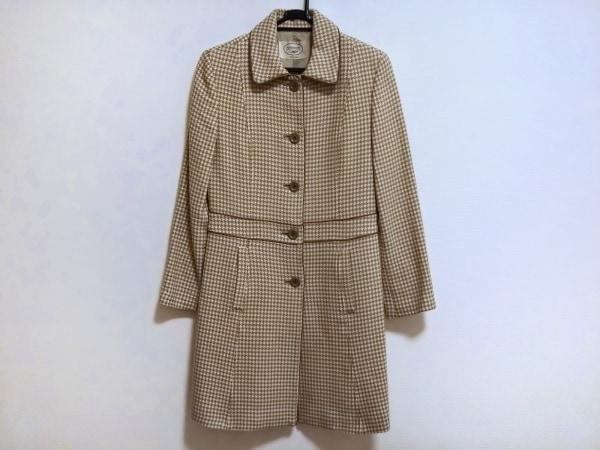 Aylesbury(アリスバーリー) コート サイズ9 M レディース美品  ベージュ×アイボリー