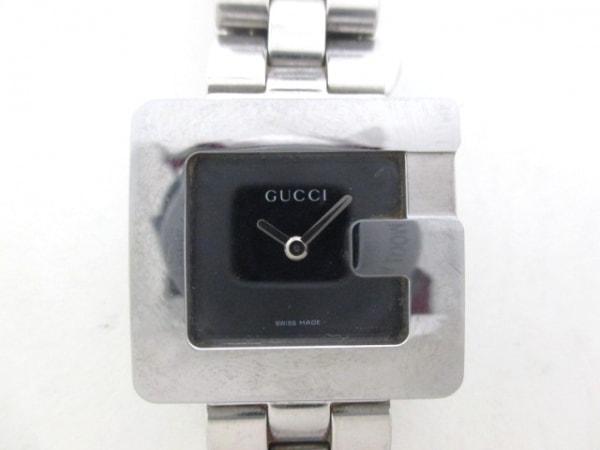 GUCCI(グッチ) 腕時計美品  3600L レディース 黒