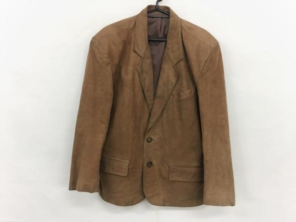 PaulSmith(ポールスミス) ジャケット サイズM メンズ ブラウン スエード