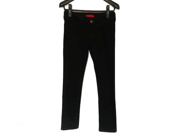 RED CARD(レッドカード) パンツ サイズ24 レディース ダークグレー
