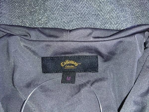 CALLAWAY(キャロウェイ) パーカー サイズM レディース美品  グレー