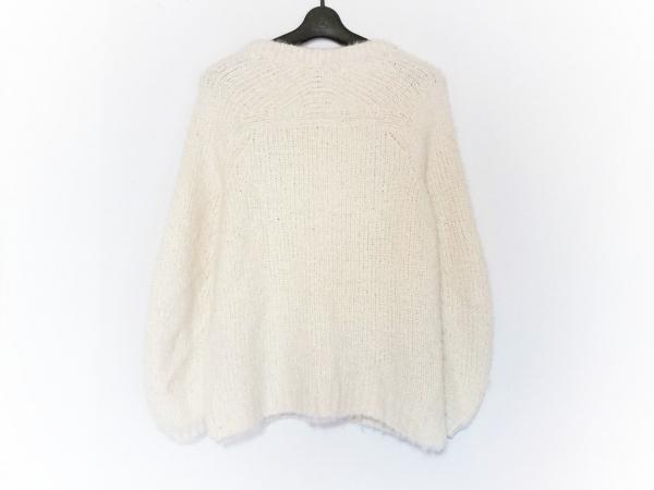 Drawer(ドゥロワー) 長袖セーター サイズ1 S レディース アイボリー