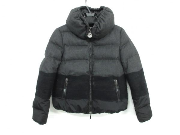 モンクレール ダウンジャケット サイズ0 XS レディース ARBOUSIER 46376-50-54441