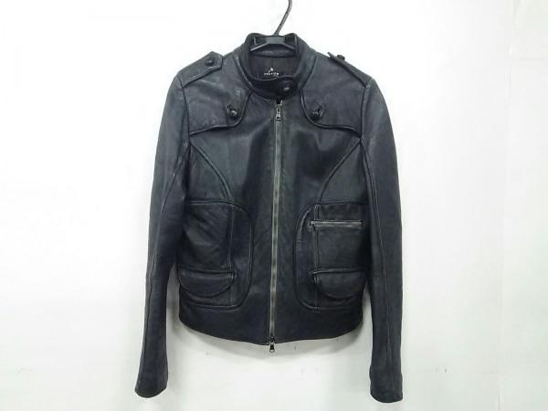 PREVIEW(プレビュー) ライダースジャケット サイズ42 L レディース 黒