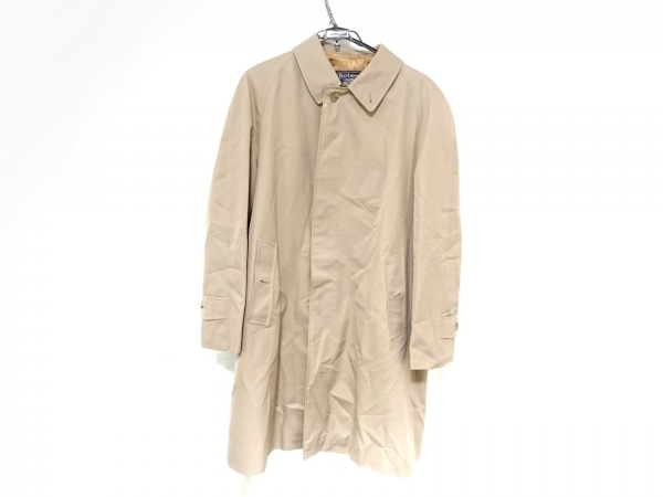 Burberry's(バーバリーズ) コート メンズ グレージュ 春・秋物