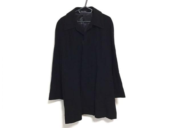 ErmenegildoZegna(ゼニア) コート サイズ48 XL メンズ 黒 冬物