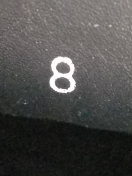 SANTONI(サントーニ) スニーカー 8 メンズ美品  黒 レザー×スエード