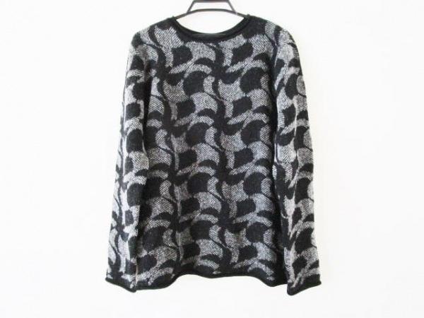 アルマーニコレッツォーニ 長袖セーター サイズ52 XL レディース美品