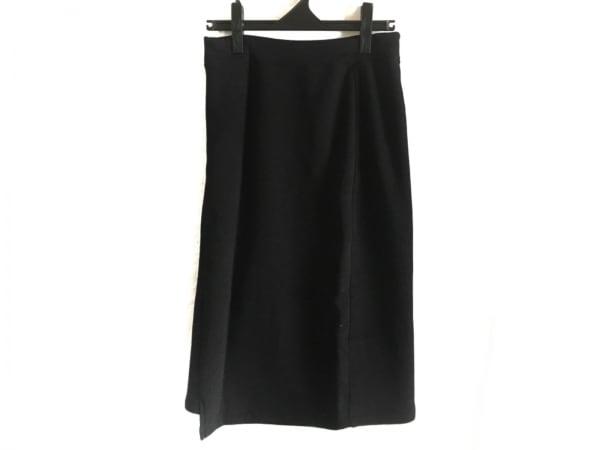 JET LOS ANGELES(ジェット) スカート サイズ4 XL レディース美品  ダークネイビー