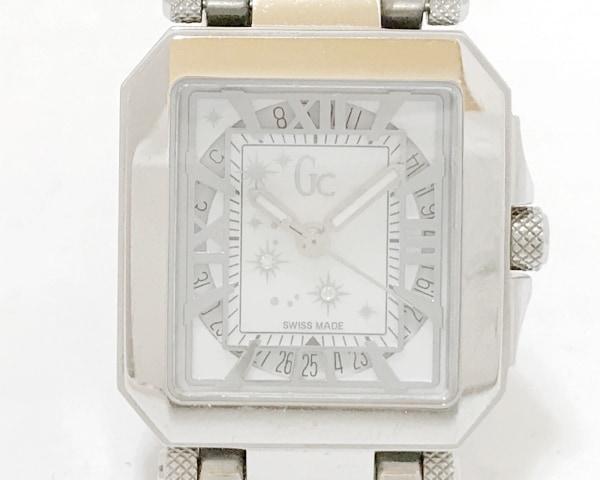 Gc(ジーシー) 腕時計 A51100L レディース シェル文字盤 ライトブルー