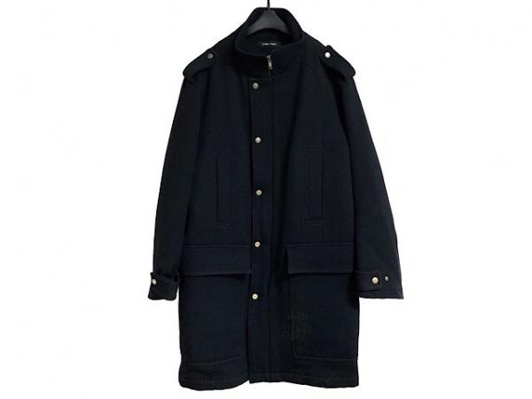 RYKIEL HOMME(リキエルオム) コート サイズ48 XL メンズ 黒 冬物