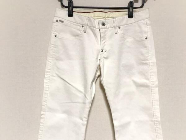 FACTOTUM(ファクトタム) パンツ サイズ31 レディース美品  白