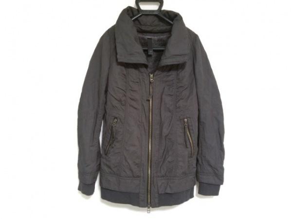 qualite(カリテ) コート サイズ2 M レディース 黒 冬物