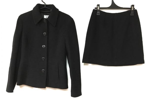 ARMANIEX(アルマーニエクスチェンジ) スカートスーツ サイズ6 M レディース 黒