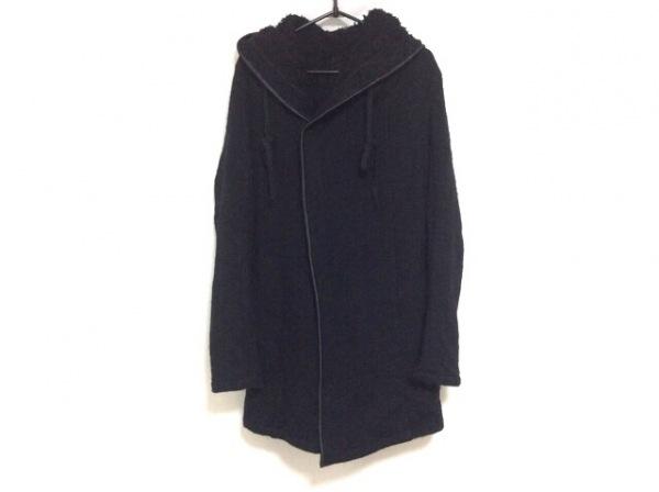 bajra(バジュラ) コート サイズ1 S メンズ 黒 裏ボア/冬物