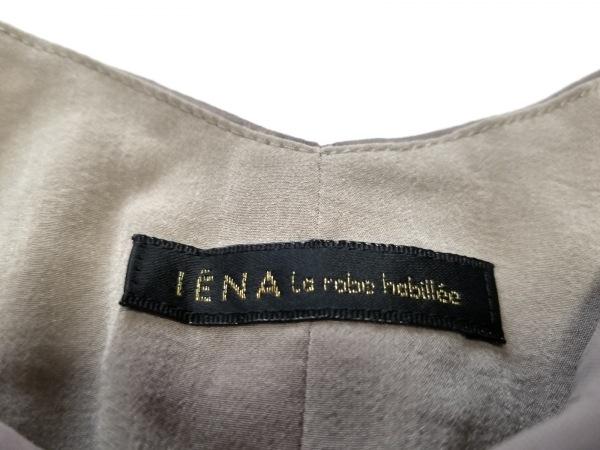 IENA(イエナ) ワンピース レディース美品  グレー