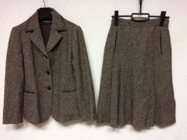 ストロベリーフィールズ スカートスーツ サイズ2 M レディース美品