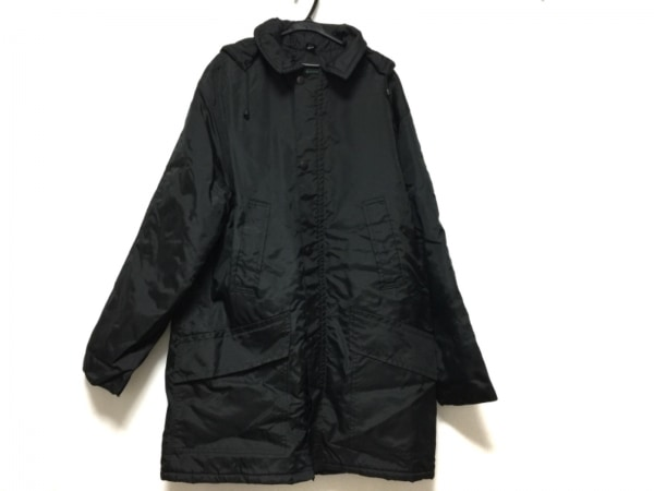 Inverallan(インバーアラン) コート メンズ 黒 冬物