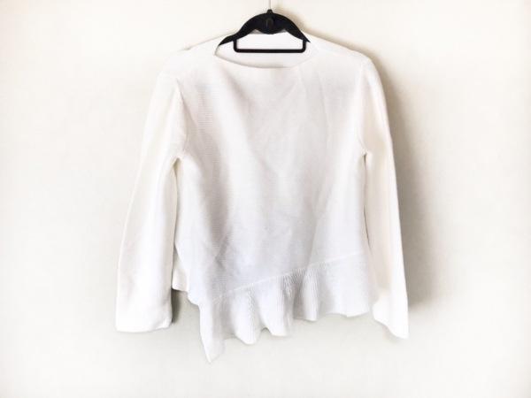 23区(ニジュウサンク) 長袖セーター サイズ38 M レディース 白