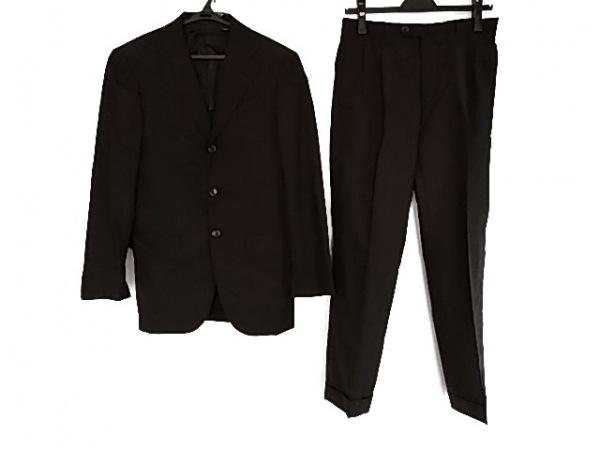SOVEREIGN UNITEDARROWS(ソブリン) シングルスーツ サイズ42 L メンズ美品  黒