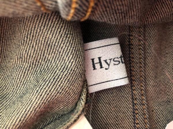 HYSTERICS(ヒステリックス) ワンピース サイズF レディース美品  ネイビー デニム