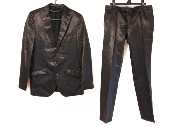 コムサコレクション シングルスーツ サイズL メンズ 黒 KENJI ITO