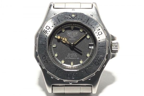 HEUER(ホイヤー) 腕時計 932.208 レディース グレー