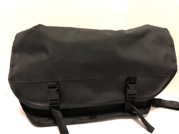 CHROME(クローム) ワンショルダーバッグ美品  黒 ナイロン