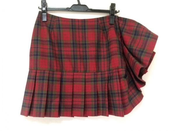 ヴィヴィアンウエストウッドアングロマニア ミニスカート サイズ38 M レディース美品