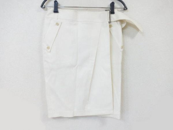 ボディドレッシングデラックス 巻きスカート サイズ36 S レディース美品  アイボリー