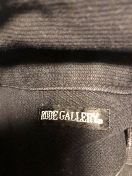 RUDE GALLERY(ルードギャラリー) ブルゾン サイズM M レディース 黒 春・秋物