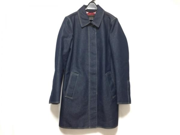 COACH(コーチ) コート サイズXS レディース ネイビー デニム/春・秋物