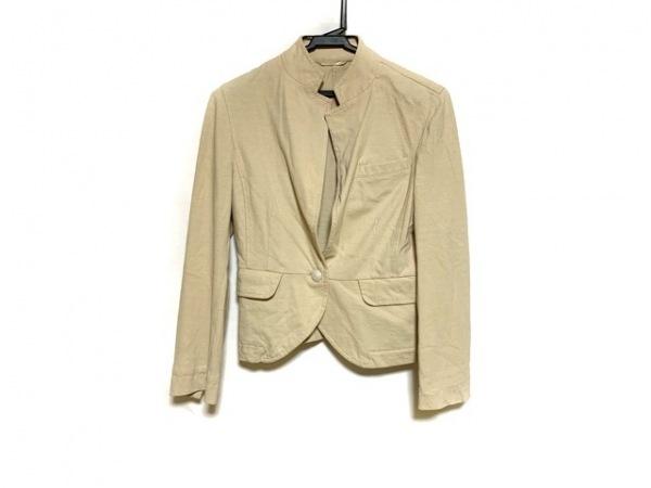MACPHEE(マカフィ) ジャケット サイズ38 M レディース美品  アイボリー