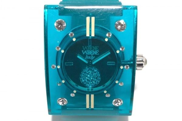 VABENE(ヴァベーネ) 腕時計 ADESSO - レディース ライトグリーン