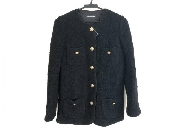 DEUXIEME CLASSE(ドゥーズィエム) ジャケット サイズ36 S レディース美品  黒