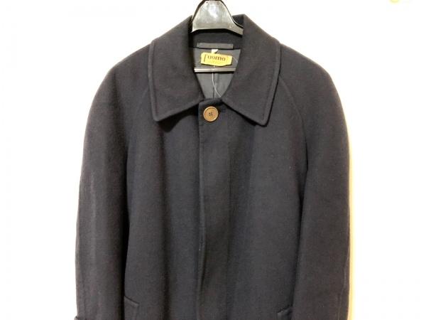 KAMANTA(カマンタ) コート サイズ46 XL メンズ ダークネイビー 冬物