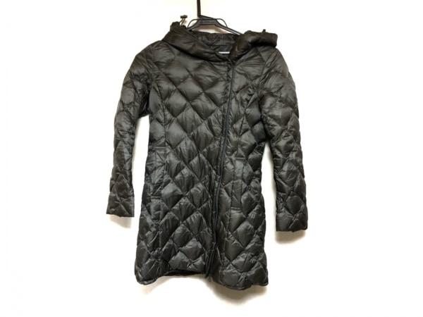 23区(ニジュウサンク) ダウンコート サイズ32 XS レディース美品  グレー 冬物