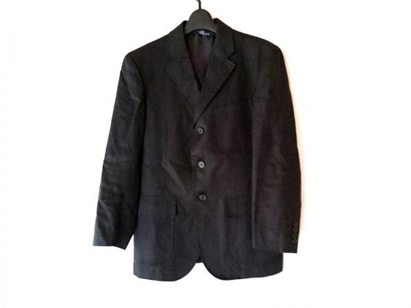 ポロラルフローレン ジャケット サイズS メンズ ダークネイビー 肩パッド