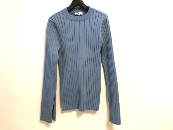 HYKE(ハイク) 長袖カットソー サイズ1 S レディース美品  ブルー