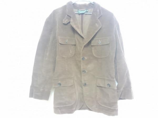 ラルフローレン カントリー コート サイズ9 メンズ ブラウン 冬物