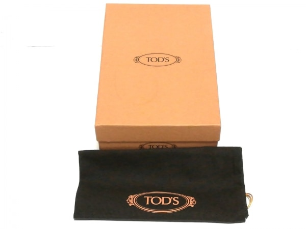 TOD'S(トッズ) ミュール 36 レディース 白 アウトソール張替済 レザー